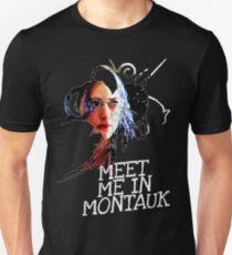Meet Me In Montauk T-Shirt T-Shirt