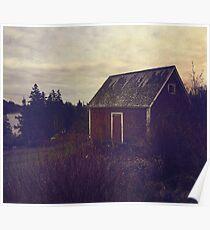 Wandering in Nova Scotia Poster