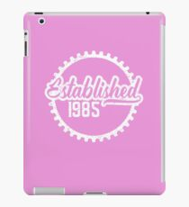 Established 1985  iPad Case/Skin