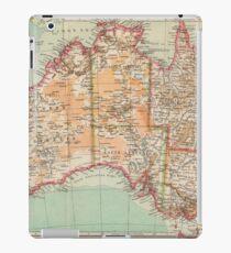 Australia Antique Maps iPad Case/Skin