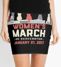 march of peace Mini Skirt