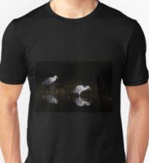 Whyte egretts Unisex T-Shirt