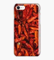 Chili iPhone Case/Skin