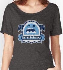 SMNC - Icemen Logo Women's Relaxed Fit T-Shirt
