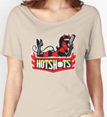 SMNC - Hotshots Logo Women's Relaxed Fit T-Shirt