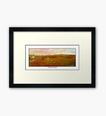 Annagry to Errigle Framed Print