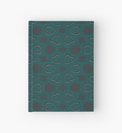 Silver Hearts by Julie Everhart Hardcover Journal