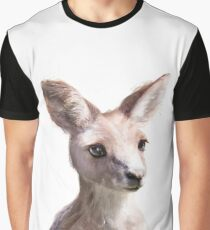 Little Kangaroo Graphic T-Shirt