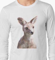 Little Kangaroo Long Sleeve T-Shirt