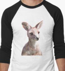 Little Kangaroo Baseball ¾ Sleeve T-Shirt