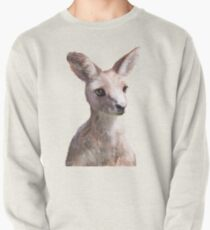 Little Kangaroo Pullover Sweatshirt