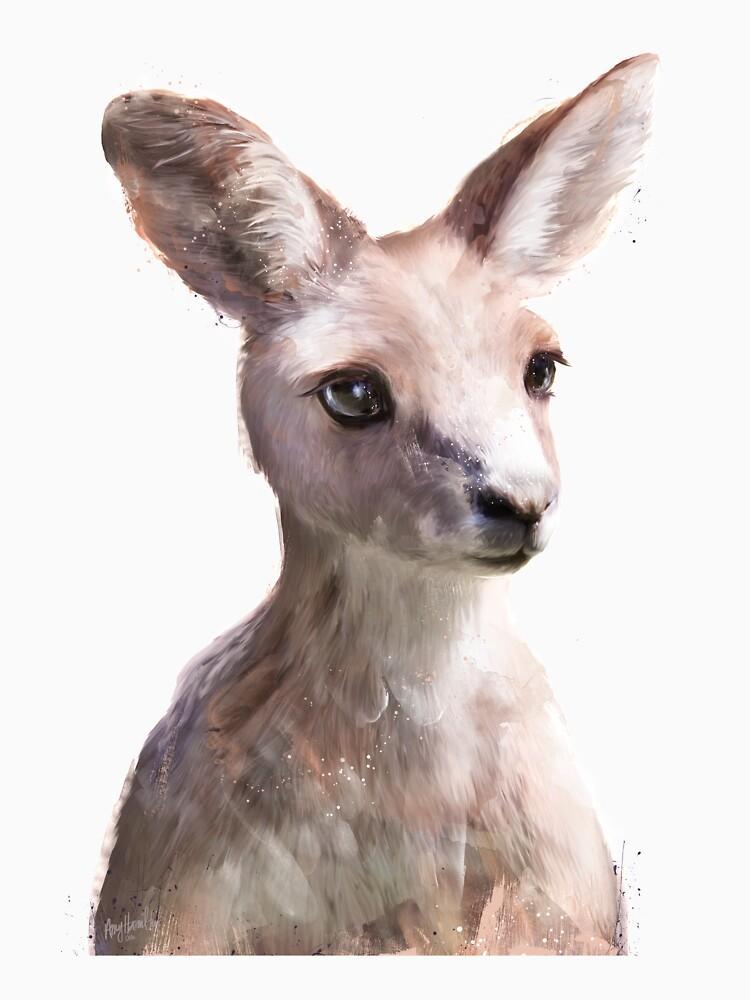 Little Kangaroo by AmyHamilton