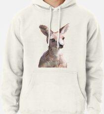 Little Kangaroo Pullover Hoodie