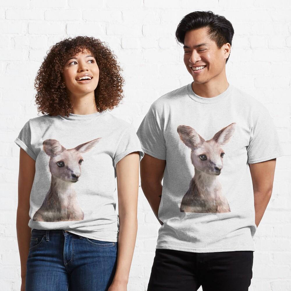 Little Kangaroo Classic T-Shirt