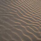 Desert Sand by Walter Quirtmair
