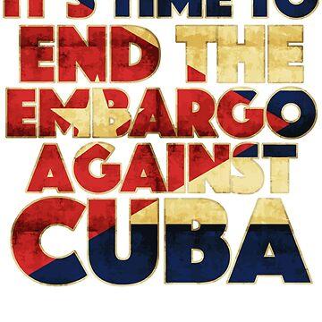 Es ist Zeit, das Embargo gegen Kuba zu beenden von TheFlying6