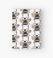bumble bee Hardcover Journal