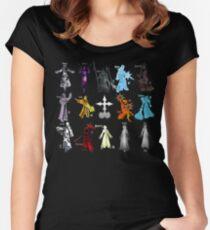 Organisation XIII Tailliertes Rundhals-Shirt
