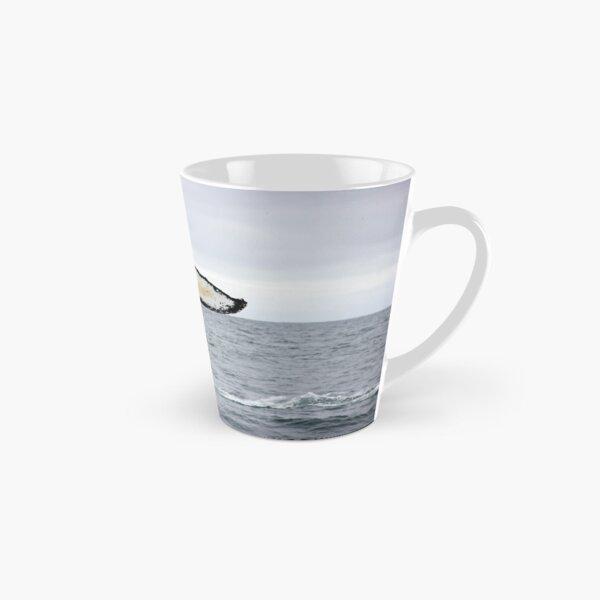 Waving Whale's Tail Tall Mug