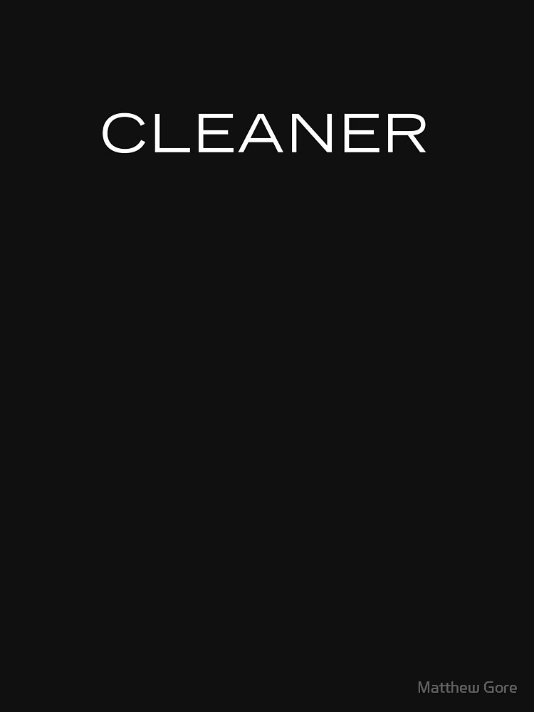 Cleaner - Broad City - Soulstice Employee by mattgore
