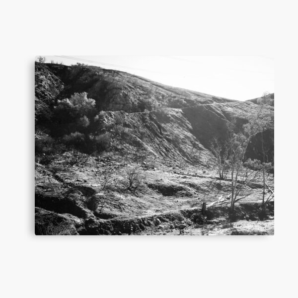 Little Tujunga Canyon #2 Metal Print