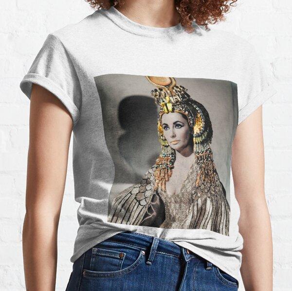 Elizabeth Taylor as Cleopatra Classic T-Shirt