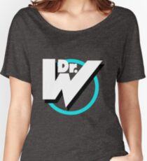 Dr. Wily Logo Women's Relaxed Fit T-Shirt