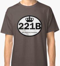 221B Baker St. Classic T-Shirt