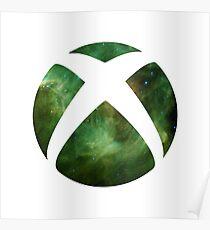 XBOX Nebula Poster