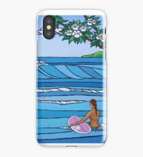 Perfect Paddle Out iPhone Case