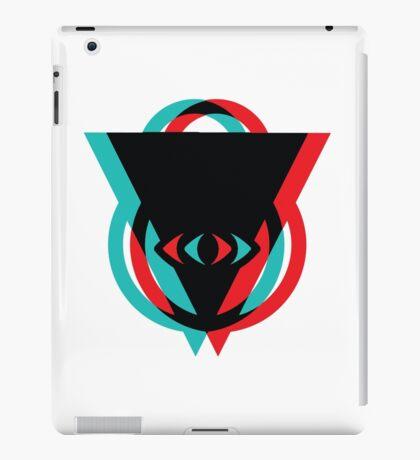 Eye 3D See You iPad Case/Skin