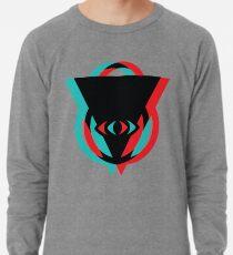 Auge 3D Wir sehen uns Leichtes Sweatshirt