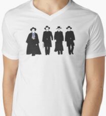 Tombstone: Justice is Coming Men's V-Neck T-Shirt