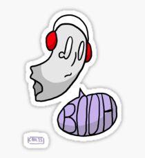 Napstabook - Booh Sticker