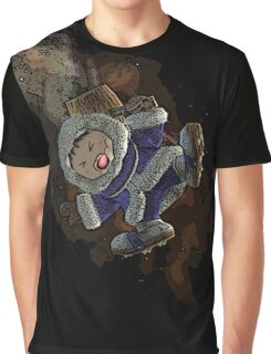 Ice climber pain Graphic T-Shirt