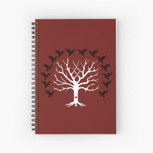 House Blackwood Tee Spiral Notebook