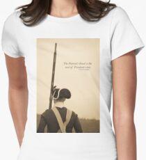Patriots Blood Quote T-Shirt