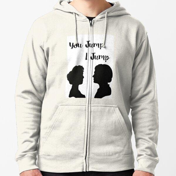 TITANIC - YOU JUMP, I JUMP Zipped Hoodie
