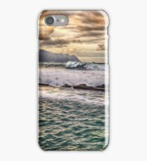 Golden Sky iPhone Case/Skin