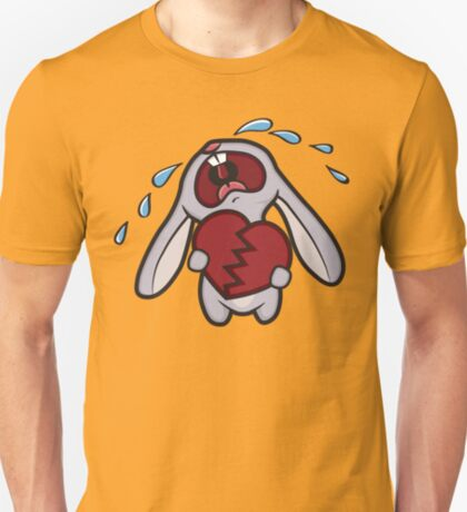 Broken Hearted Bunny T-Shirt