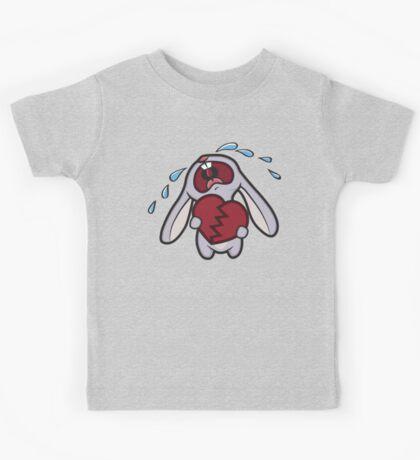 Broken Hearted Bunny Kids Clothes