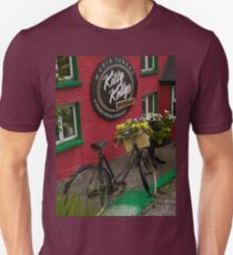 Kitty Kelly's restaurant, Donegal - tall Unisex T-Shirt