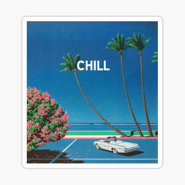 Chill Vibe Sticker