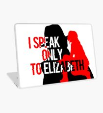 blacklist speak to elizabeth keen Laptop Skin