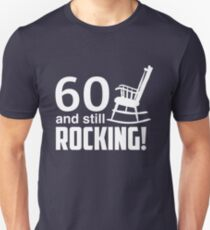 255ee57ca 60 and still rocking! Slim Fit T-Shirt