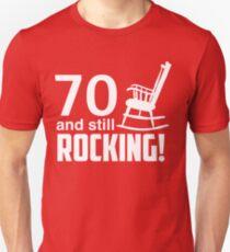 Happy 70th Birthday T Shirts
