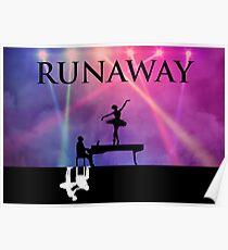 Kanye - Runaway Poster