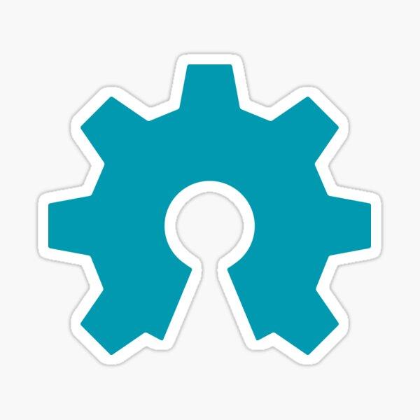 Open Source Hardware Logo Sticker