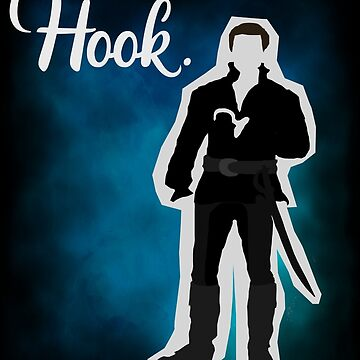 Captain Hook / Killian Jones (OUAT) by HooksGuyliner