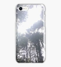 Giants of the Trees iPhone Case/Skin